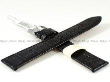 Pasek skórzany XL do zegarka - Morellato A01Y2524656019 20mm