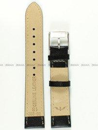 Pasek skórzany do zegarka Bisset - BS-202 - 18 mm