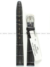 Pasek skórzany do zegarka Bisset - BS-208 - 12 mm - XL