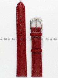 Pasek skórzany do zegarka Bisset - PB26.16.4 - 16 mm