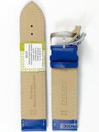 Pasek skórzany do zegarka - Diloy 302.22.16 - 22mm