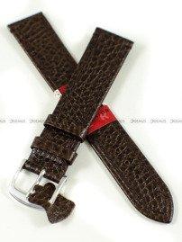 Pasek skórzany do zegarka - Diloy P178.18.2 - 18 mm