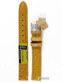 Pasek skórzany do zegarka - Diloy P205.12.10 - 12 mm