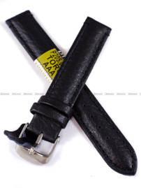 Pasek skórzany do zegarka - Diloy P205.16.1 - 16mm