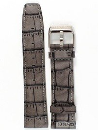 Pasek skórzany do zegarka Festina F16573 - P16573-2 - 23 mm