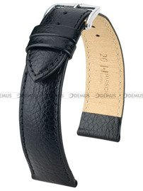 Pasek skórzany do zegarka - Hirsch Kansas 01502050-2-16 - 16 mm