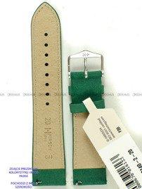 Pasek skórzany do zegarka - Hirsch Osiris 03433140-2-14 - 14 mm