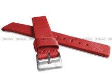 Pasek skórzany do zegarka - LAVVU LSCUR16 - 16 mm