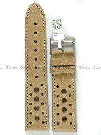 Pasek skórzany do zegarka - LAVVU LSGUD22 - 22 mm