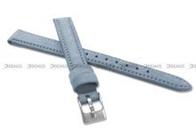 Pasek skórzany do zegarka - Minet MSNUJ12 - 12 mm