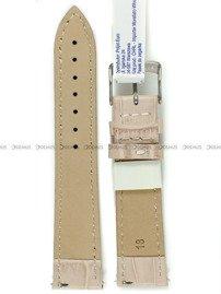 Pasek skórzany do zegarka - Morellato A01D5192480189CR18 - 18 mm