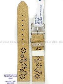 Pasek skórzany do zegarka - Morellato A01D5256C47010CR16 - 16 mm