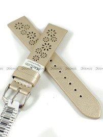 Pasek skórzany do zegarka - Morellato A01D5256C47010CR18 - 18 mm