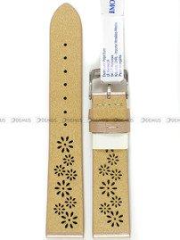 Pasek skórzany do zegarka - Morellato A01D5256C47157CR18 - 18 mm