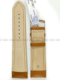 Pasek skórzany do zegarka - Morellato A01U4026A37042CR24 24 mm
