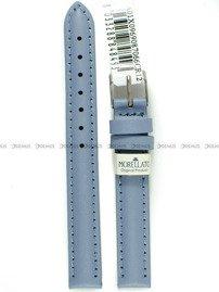 Pasek skórzany do zegarka - Morellato A01X0969087066CR12 - 12 mm