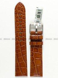 Pasek skórzany do zegarka - Morellato A01X3555990041 20mm