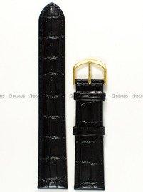 Pasek skórzany do zegarka - Orient FUNA1001B0 UDDGBGB - 20 mm