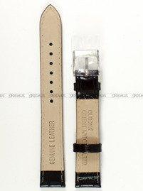 Pasek skórzany do zegarka - Orient FNR1Q00BW0 UDDNNSC - 16 mm