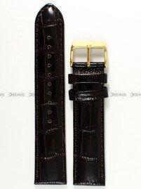 Pasek skórzany do zegarka - Orient SER24003W0 UDEKNAC - 21 mm