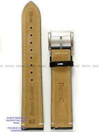 Pasek skórzany do zegarka - Pacific W103.22.1.7 - 22 mm