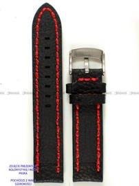 Pasek skórzany do zegarka - Pacific W24.22.1.4 - 22 mm