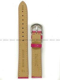 Pasek skórzany do zegarka - Pacific W33L.16.20.20 - 16 mm