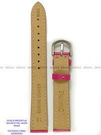 Pasek skórzany do zegarka - Pacific W33L.18.20.20 - 18 mm