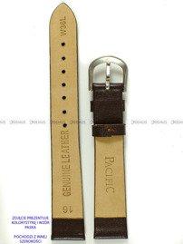 Pasek skórzany do zegarka - Pacific W36L.12.2 - 12 mm