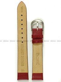 Pasek skórzany do zegarka - Pacific W36L.16.4 - 16 mm