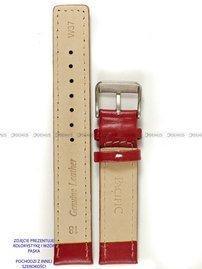 Pasek skórzany do zegarka - Pacific W37.20.4.7 - 20 mm