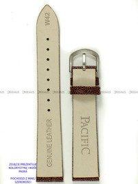 Pasek skórzany do zegarka - Pacific W42.16.2 - 16 mm