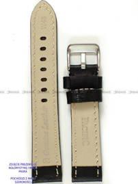 Pasek skórzany do zegarka - Pacific W48.22.1.1 - 22 mm