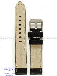 Pasek skórzany do zegarka - Pacific W48.24.1.7 - 24 mm
