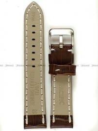 Pasek skórzany do zegarka - Pacific W49.20.2.7 - 20 mm