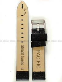 Pasek skórzany do zegarka - Pacific W79.20.1.1 - 20 mm