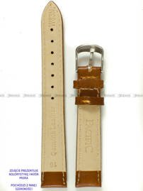 Pasek skórzany do zegarka - Pacific W83N.10.3.3 - 10 mm