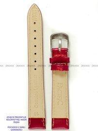Pasek skórzany do zegarka - Pacific W83N.20.4.4 - 20 mm