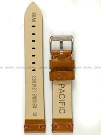 Pasek skórzany do zegarka - Pacific W88.20.3 - 20 mm
