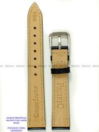 Pasek skórzany do zegarka - Pacific W94.12.1.1 - 12 mm