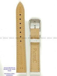 Pasek skórzany do zegarka - Pacific W94.14.7.7 - 14 mm