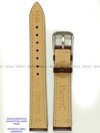 Pasek skórzany do zegarka - Pacific W94.24.2.2 - 24 mm