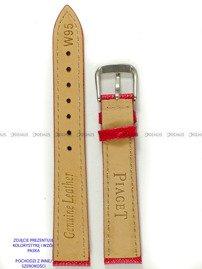 Pasek skórzany do zegarka - Pacific W95.22.4.4 - 22 mm