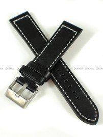 Pasek skórzany do zegarka - Pacific W99.20.1.7 - 20 mm