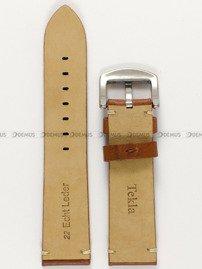Pasek skórzany do zegarka - Tekla PT25.22.3.7 - 22 mm