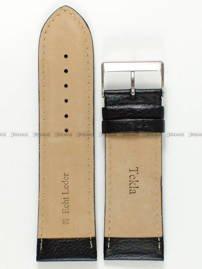Pasek skórzany do zegarka - Tekla PT44.28.1.5 - 28 mm