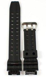 Pasek z tworzywa do zegarków Casio G-9200 i GW-9200 - 16 mm