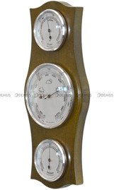 Stacja Pogody Barometr Termometr Higrometr Demus SP-3S-SR-Rust