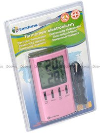 Termometr Terdens 1492-Pink