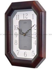 Zegar ścienny Adler 21046-W